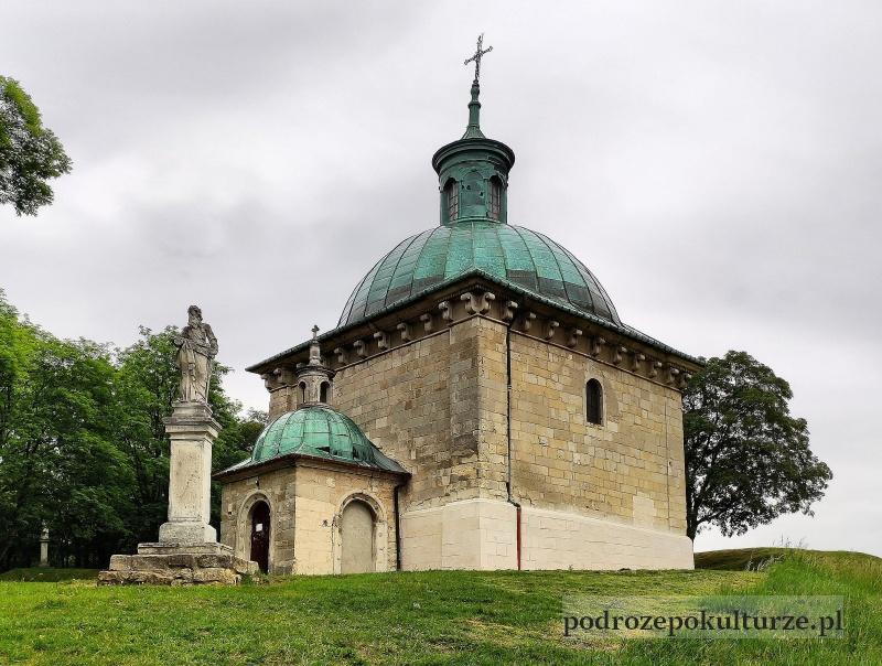 Pińczów kaplica św. Anny