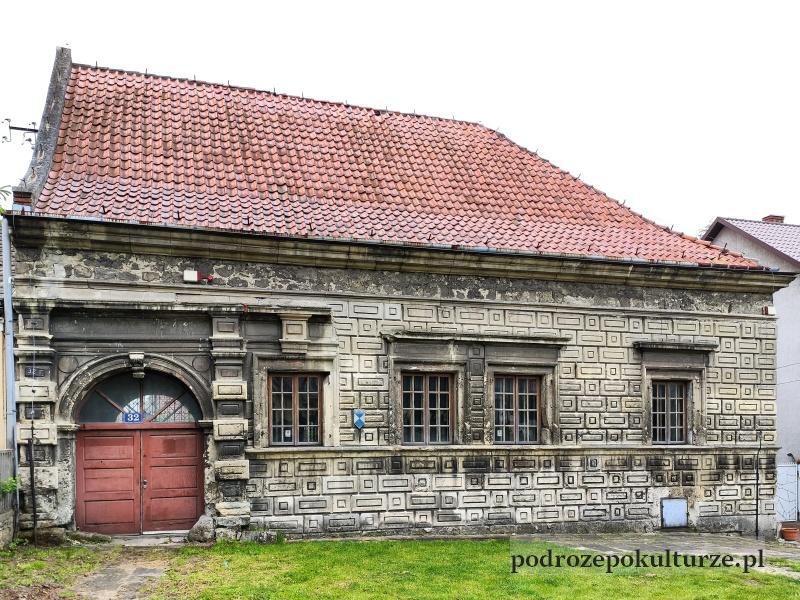 Dom ariański w Pińczowie. Drukarnia ariańska