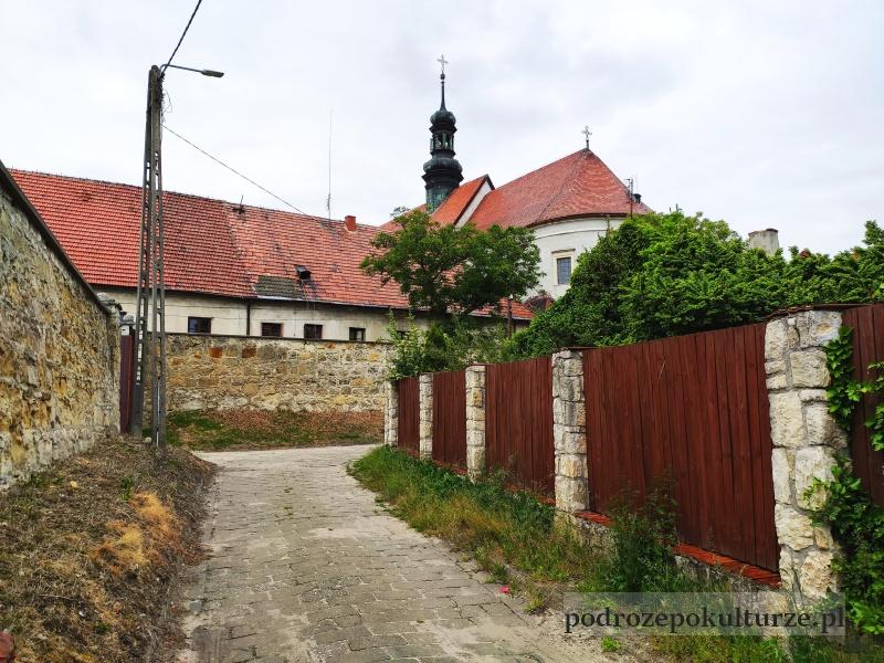Pińczów Mirów kościół reformatów