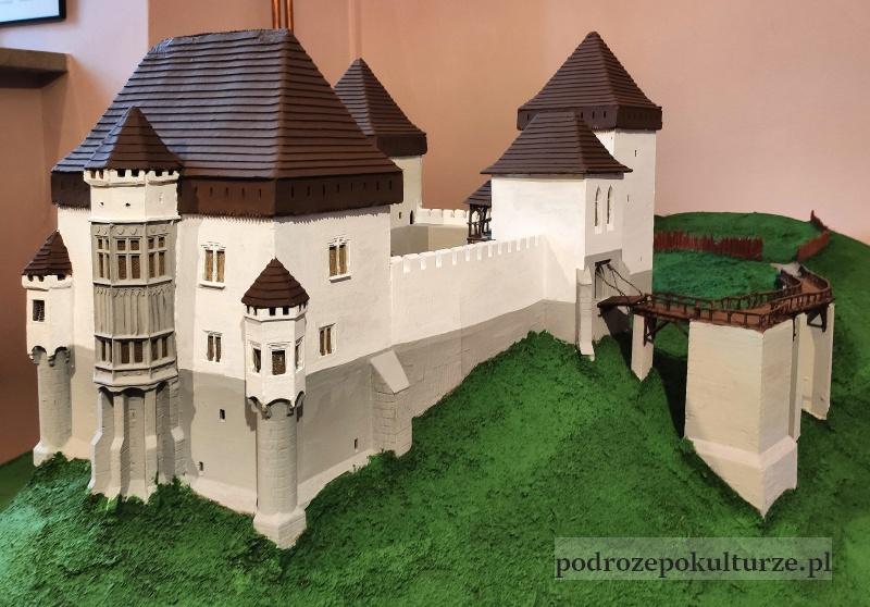 Pińczów zamek. Muzeum Regionalen