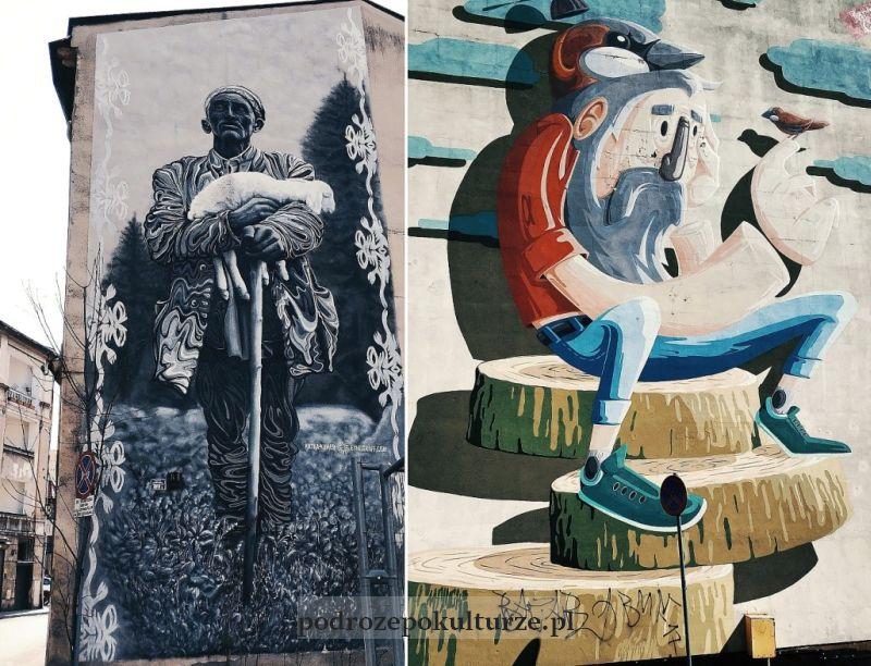Bielsko-Biała murale