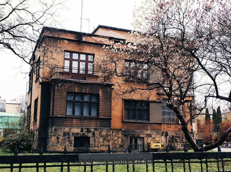 modernistyczna willa w Bielsku-Białej