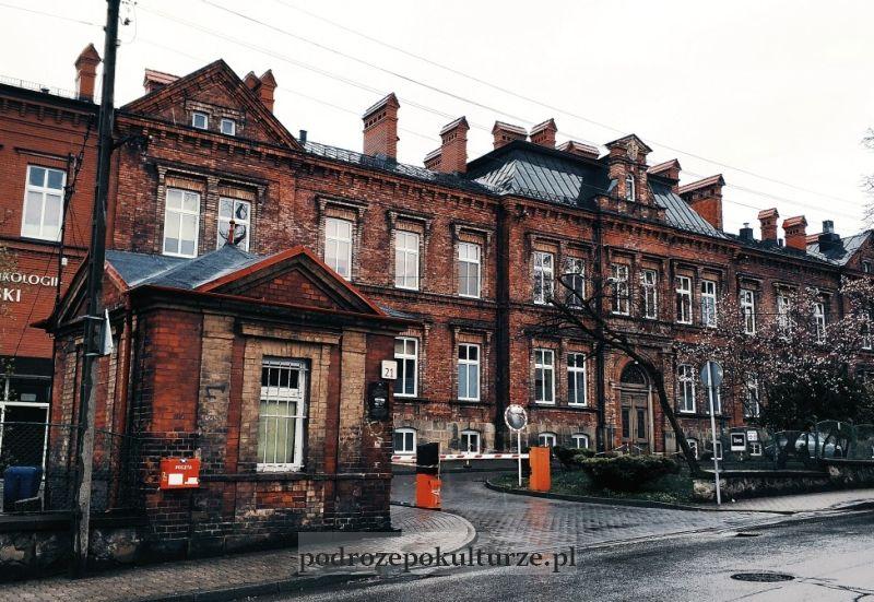 Bielsko Biała szpital miejski
