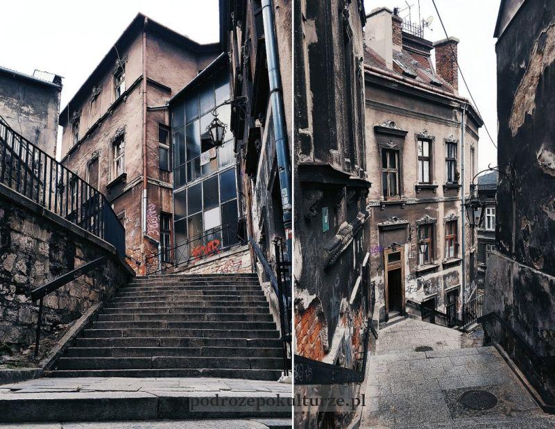 Bielsko-Biała ulica Schodowa