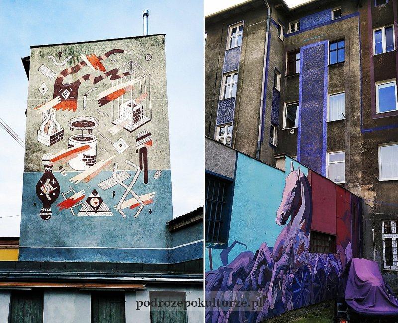 Street art w Gdyni