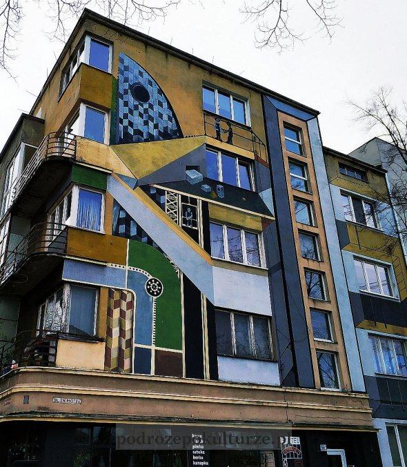 street art Gdynia