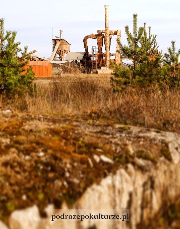 Nieczynna kopalnia żwiru Nielbark