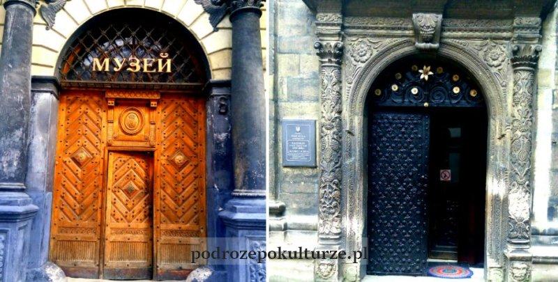 Lwowskie drzwi