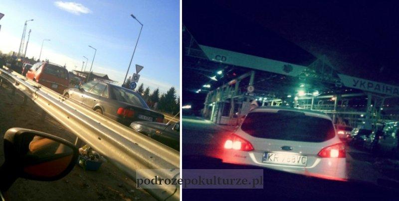 Przejściegraniczne Polska Ukraina w Korczowej A4