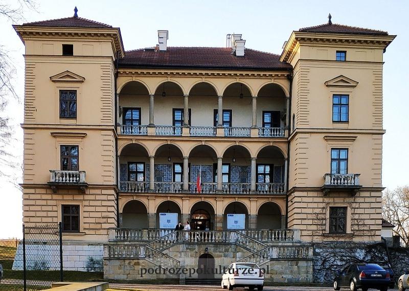 Willa Decjusza w Parku Decjusza - mało znane zabytki Krakowa