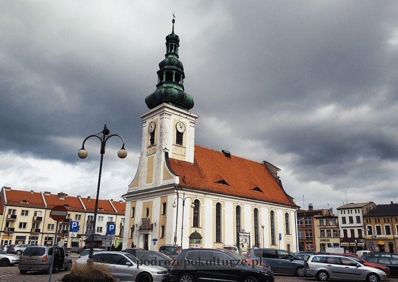 Nowe Miasto Lubawskie. Dawny kościół ewangelicki, obecnie kino