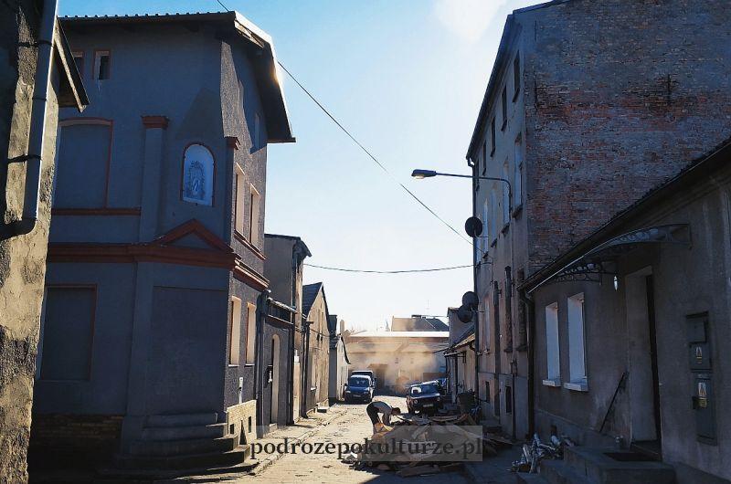 Nowe Miasto Lubawskie ulica Okólna