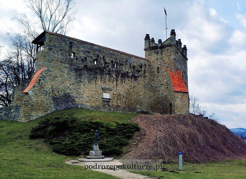 Nowy Sącz zamek