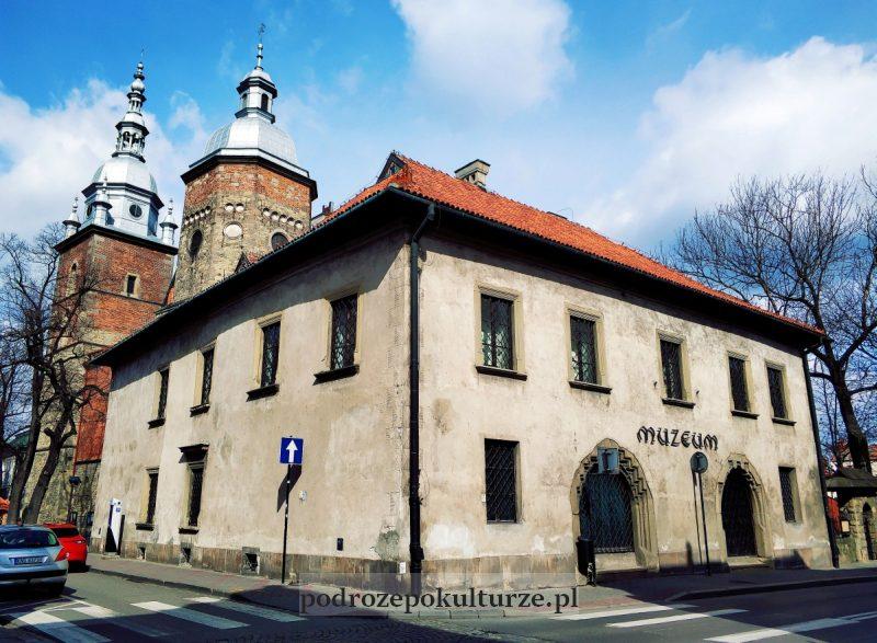 Dom Gotycki Nowy Sącz Muzeum regionalne