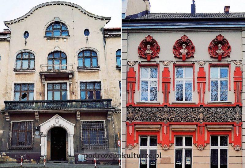 dziewiętnastowieczna architektura Nowego Sącza