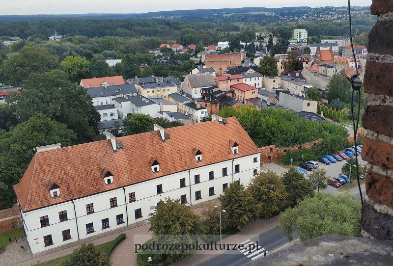 Pałac Anny Wazówny w Brodnicy