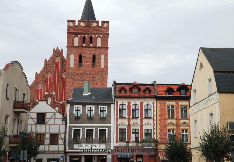 kościół św. Katarzyny Brodnica. Gotyckie kościoły