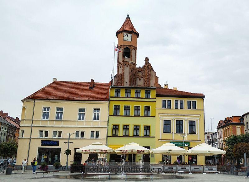 Atrakcje Brodnicy - pozostałość ratusza