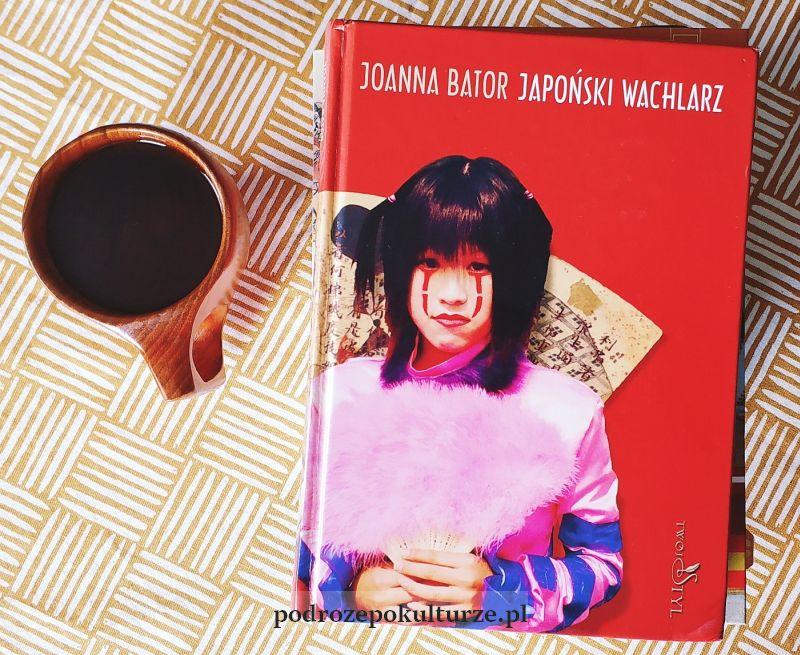 Książki o Japonii: Japoński wachlarz Joanny Bator