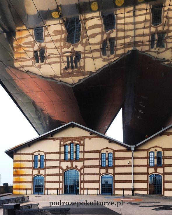 Krakowski Szlak Techniki elektrownia podgórska. Muzeum Tadeusza Kantora Cricoteka