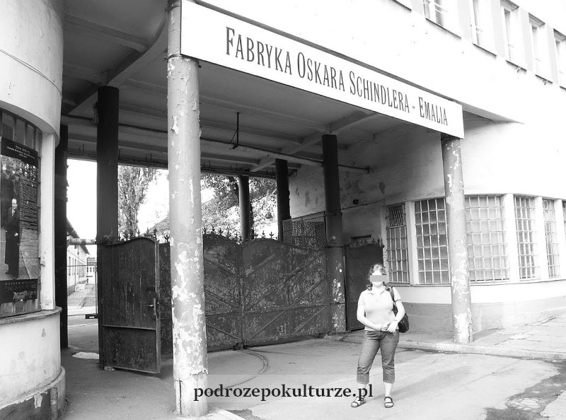 Fabryka Emalii Oskara Schindlera Zabłocie przed utworzeniem muzeum