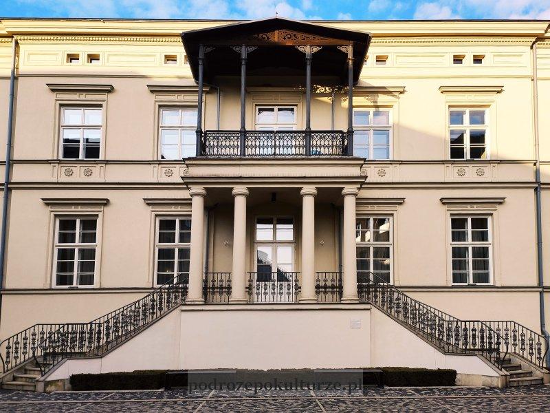 Pałac Goetzów Okocimskich w Krakowie