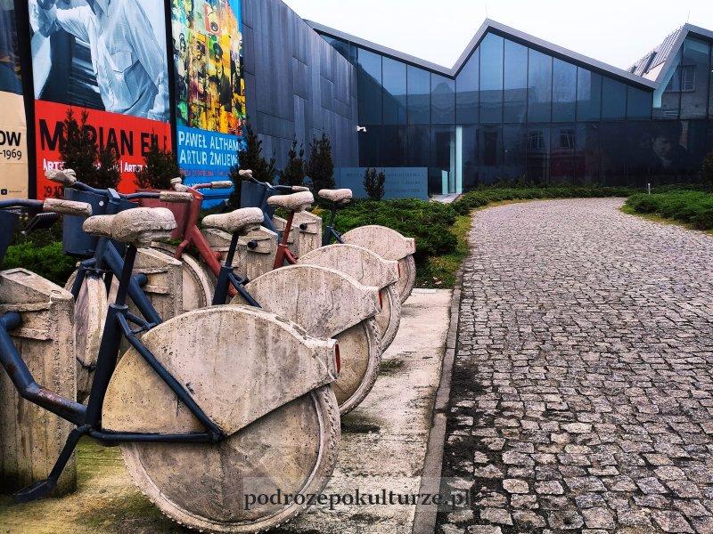 Krakowski Szlak Techniki - muzeum MOCAK