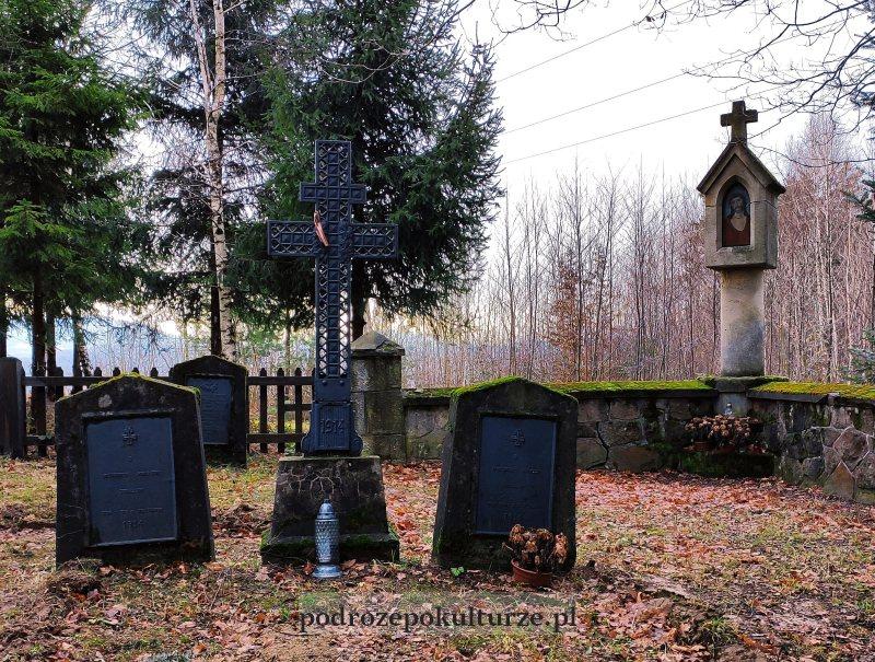 Cmentarz wojenny nr 304 – Łąkta Górna