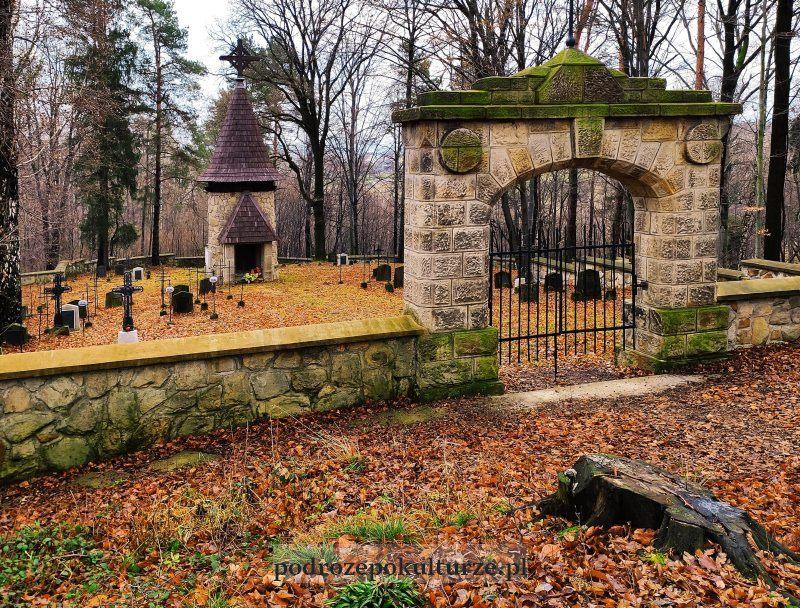 Cmentarze I wojny światowej okręgu Bochnia - Cmentarz wojenny nr 310 Leszczyna