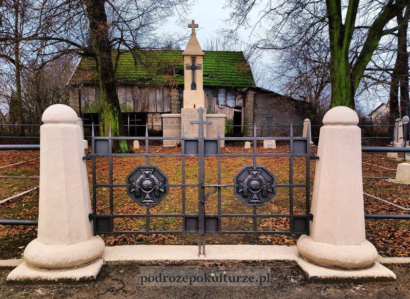 Cmentarze I wojny światowej okręgu Bochnia - Cmentarz wojenny nr 315 – Krzeczów