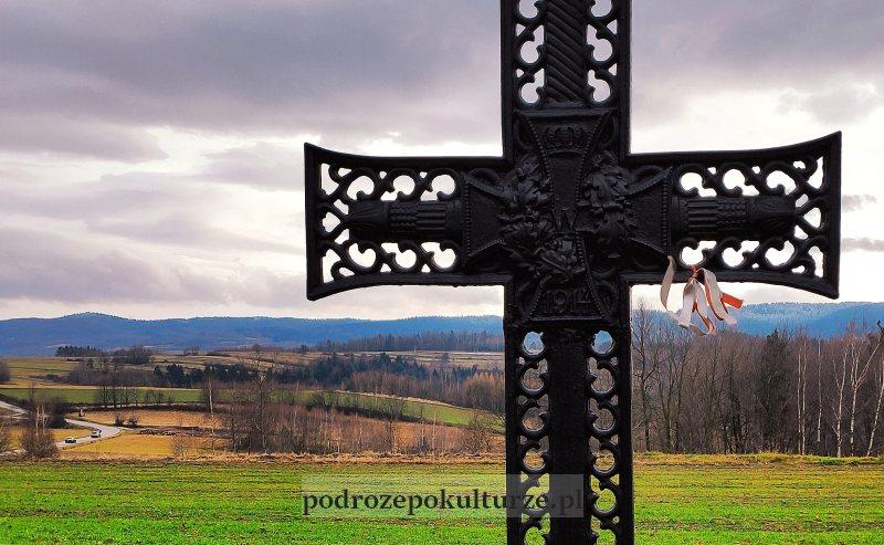 cmentarze wojskowe w okolicach Bochni