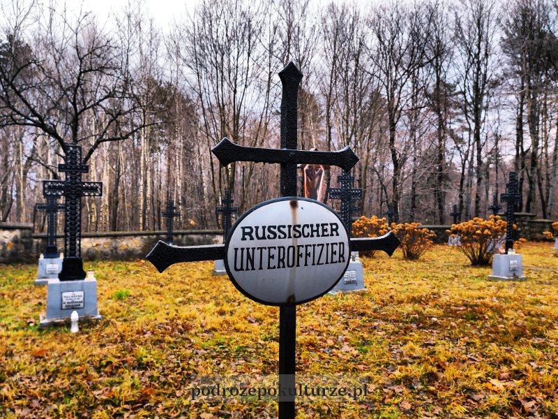 Cmentarze I wojny światowej okręgu Bochnia - Cmentarz wojenny nr 340 – Sobolów Zonia