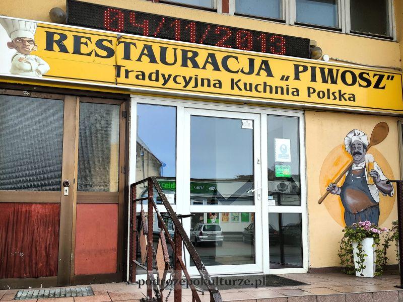 restauracja Piwosz w Witnicy
