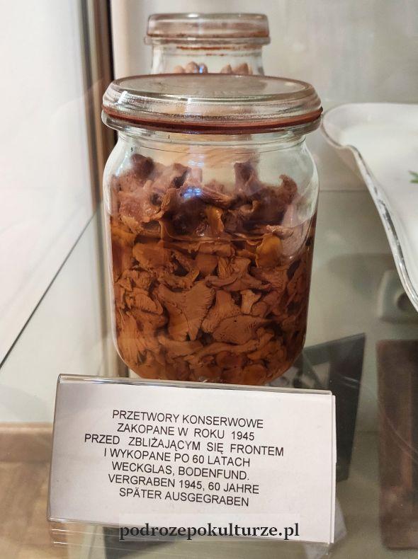 grzybki Eriki Steinbach