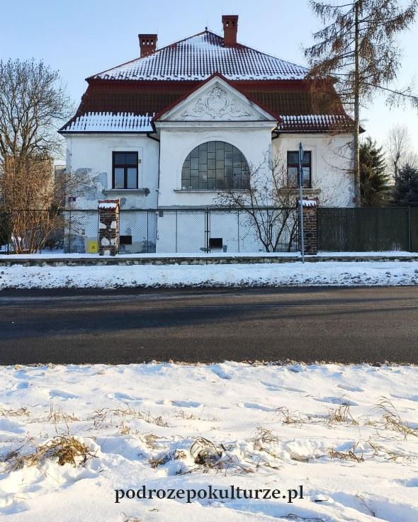 Dom Jana Zarzyckiego na Dębnikach