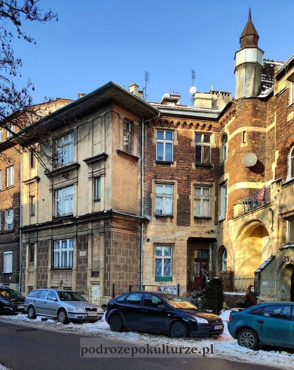 Dom własny Romana Bandurskiego na Dębnikach w Krakowie