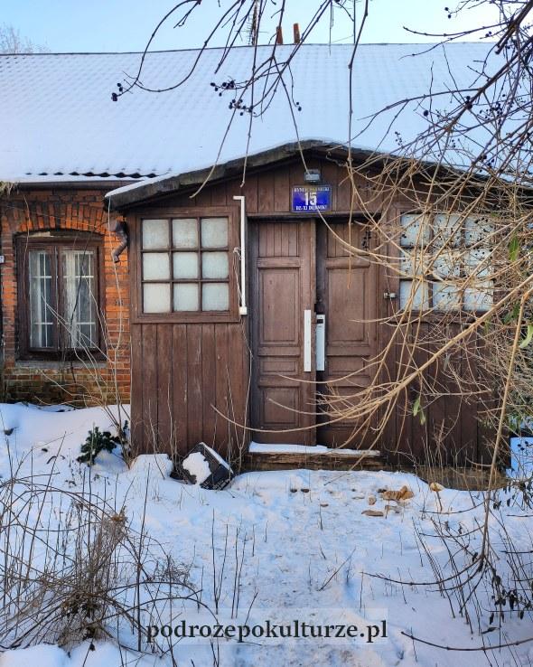 Dębniki w Krakowie. Dom Alfreda Dauna