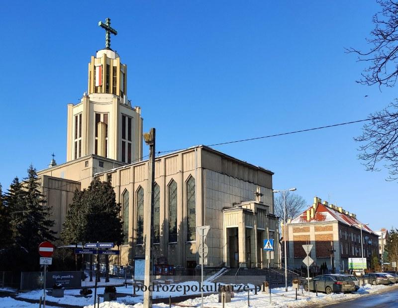 kościół Stanisława Kostki na Dębnikach