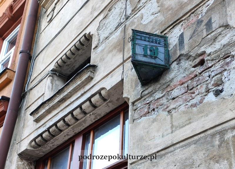 Ulica Różana na Dębnikach