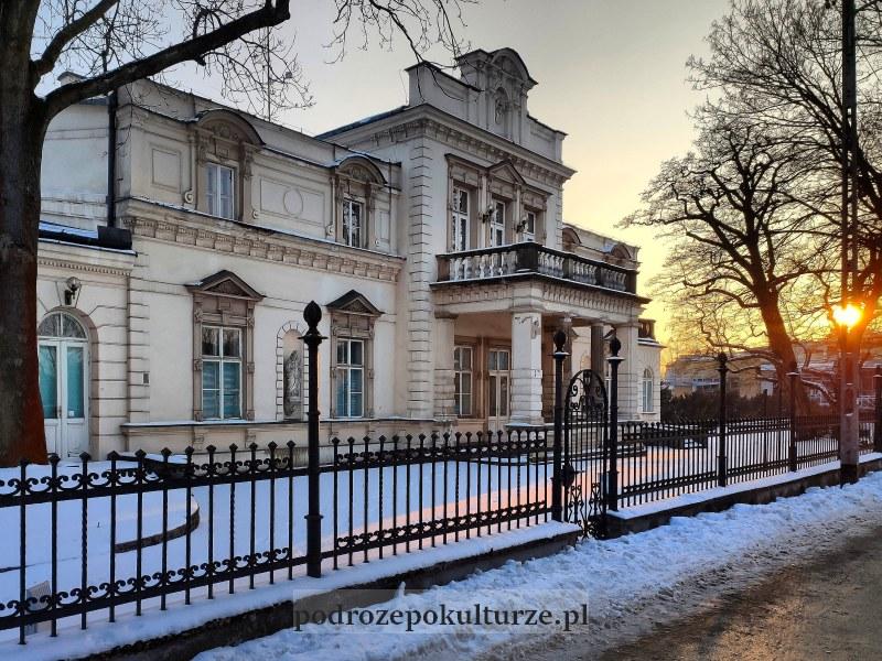 Pałac Lasockich Dębniki