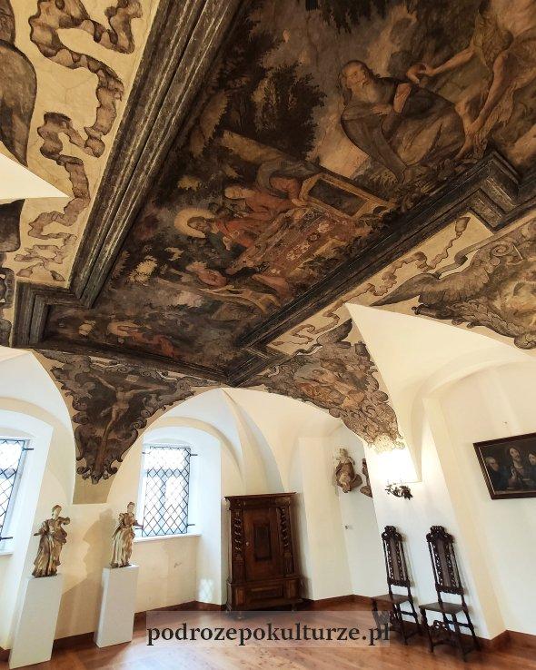 Muzeum Okręgowe w Rzeszowie - dawny refektarz