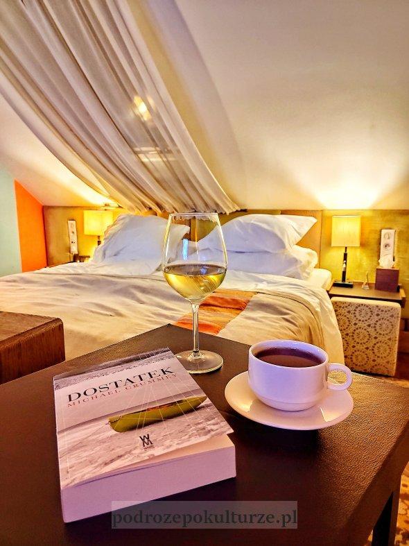 Pokój standard w hotelu Bristol Tradition and Luxury w Rzeszowie