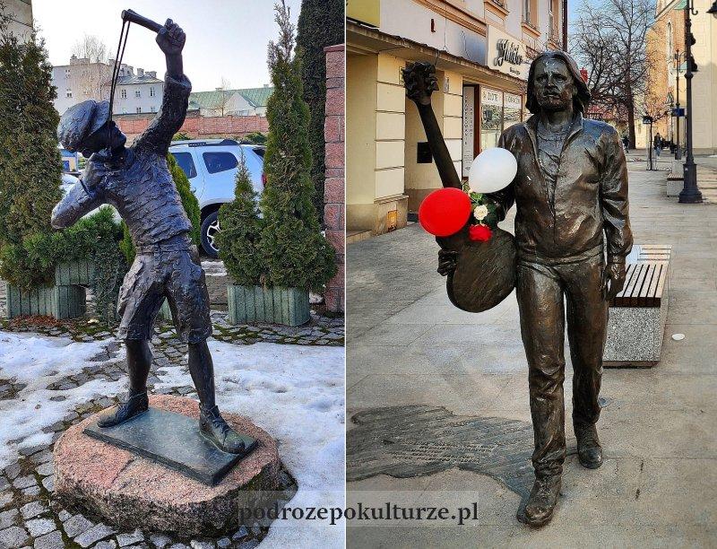 Rzeszów pomnik Tadeusza Nalepy. Ciekawe pomniki