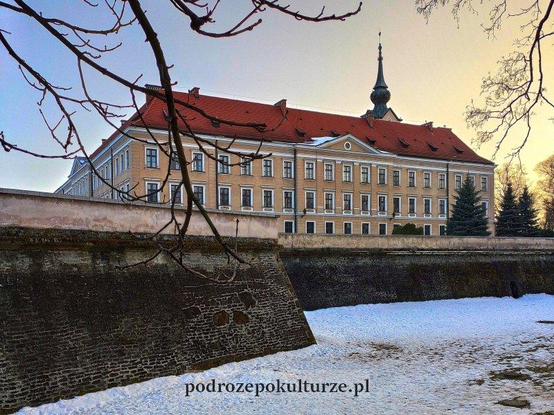 Rzeszów zamek Lubomirskich