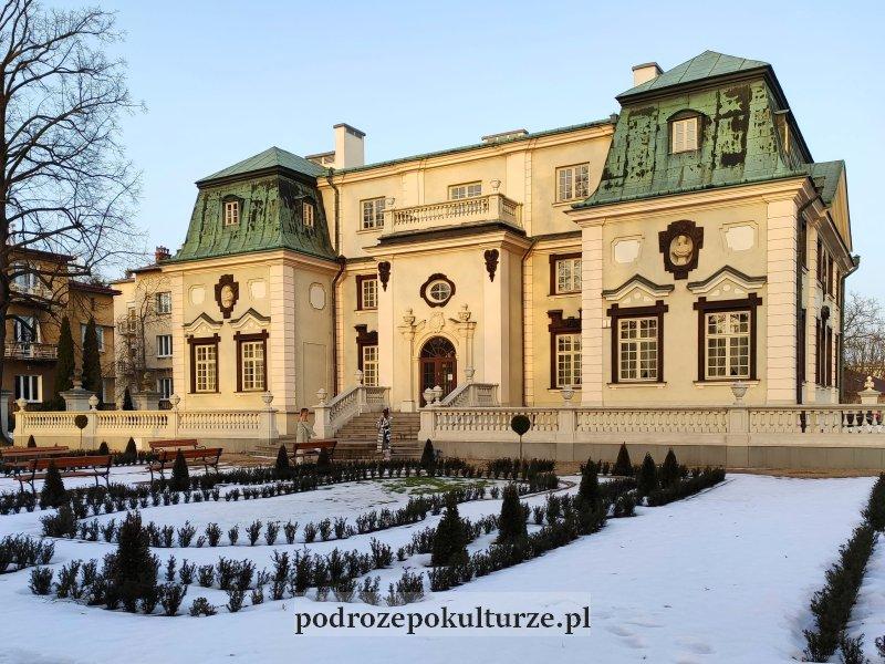 Letni Pałac Lubomirskich. Zabytki Rzeszowa