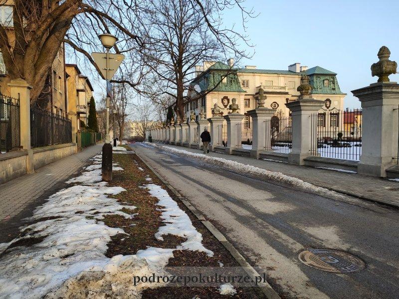 ulica Jana Dekerta w Rzeszowie