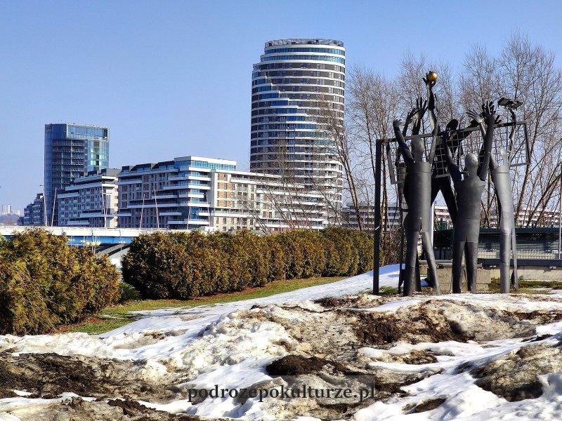 Rzeszów okolice hali Podpromie