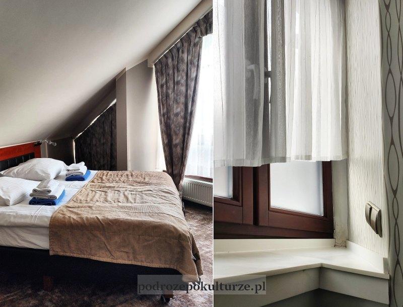Hotel Diament Ustroń, wnętrze pokoju