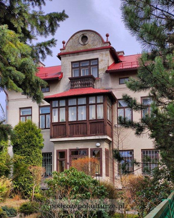 Architektura mieszczańska Krzeszowic