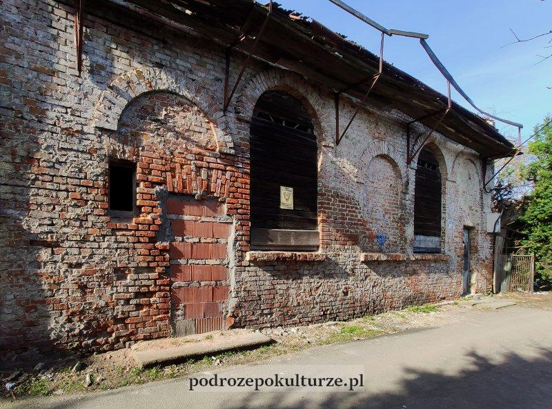Synagoga w Krzeszowicach na ulicy Wąskiej 4